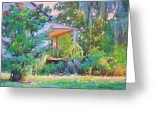 Porch Vision Greeting Card