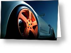 Porsche 5 Greeting Card