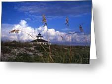 Port Boca Grande Lighthouse Greeting Card