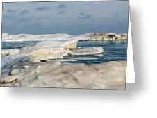 Port Washington - South Beach 2  Greeting Card