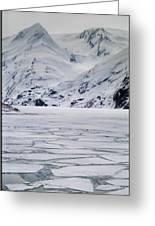 Portage Lake Greeting Card