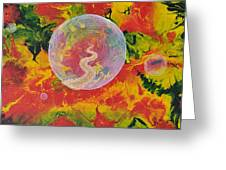 Portals And Dimensions Greeting Card