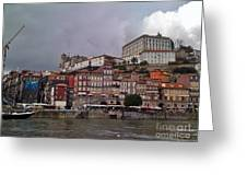 Porto-223 Greeting Card