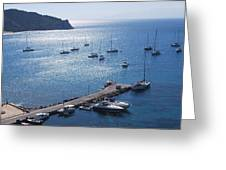 Porto Bay 3 Greeting Card