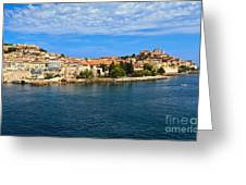 Portoferraio - Elba Island Greeting Card