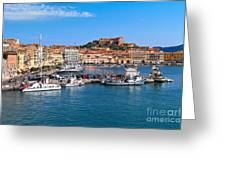 Portoferraio  Greeting Card