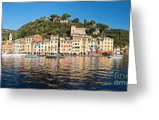 Portofino - Italy Greeting Card
