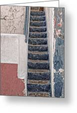 Portugese Steps Greeting Card