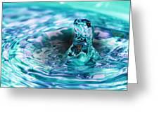 Poseidons Warriors Xiv Greeting Card