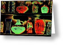 Pot Culture Greeting Card