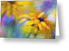Pot Of Gold Greeting Card by Tim Gainey