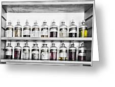 Potions Galore Greeting Card