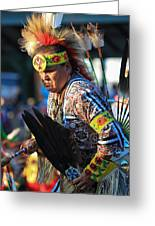 Pow Wow 14 Greeting Card