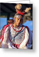 Pow Wow 46 Greeting Card