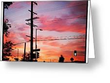 Powerpole Greeting Card