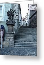 Prague Old Town - 04 Greeting Card
