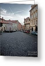 Prague Old Town Greeting Card
