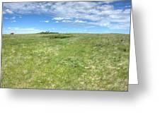 Prairie Breeze Greeting Card