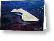 Prairie Dog Lake Greeting Card