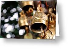Prayer Bells Greeting Card