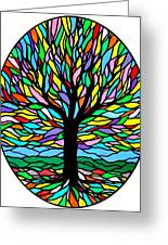 Prayer Tree Greeting Card
