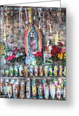 Prayers To Our Lady Of Guadalupe Greeting Card