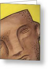 Pre-colombian Artifacts 4 Greeting Card by Kiara Reynolds