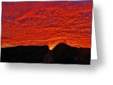 Predawn Dune Perfection 4 10/30 Greeting Card
