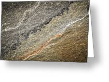 Prehistoric Stone Greeting Card