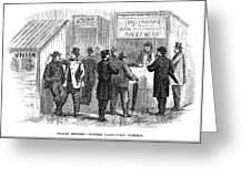 Presidential Election, 1864 Greeting Card
