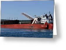 Presque Isle Ship Greeting Card