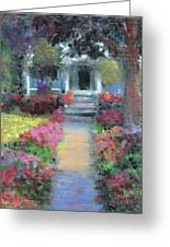 Pretty Bungalow Study 2 Greeting Card