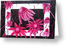 Pretty In Pink 2 Greeting Card