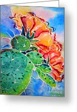 Prickly Pear Greeting Card