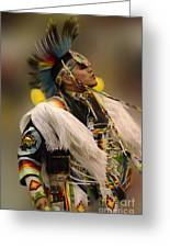 Pow Wow Native Pride 2 Greeting Card