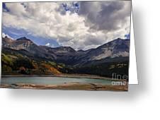 Priest Lake Colorado Greeting Card
