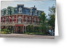 Prince Of Wales Hotel 9000 Greeting Card