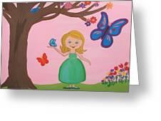 Princess Amma Belle Greeting Card
