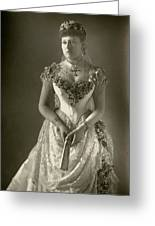 Princess Beatrice (1857-1944) Greeting Card