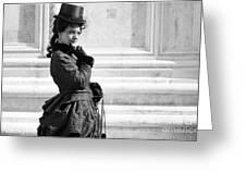Princess Sissi Venezia Greeting Card