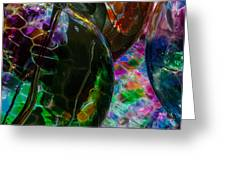 Prisms Of Color Greeting Card