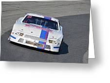 Pro Late Model 21 Greeting Card