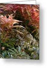Profusion Of Floral Beauty Greeting Card