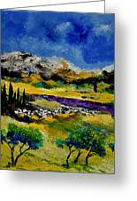 Provence 452121 Greeting Card