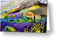 Provence 783190 Greeting Card