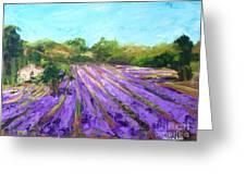 Provence Corner 2 Greeting Card
