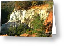 Providence Canyon State Park Greeting Card
