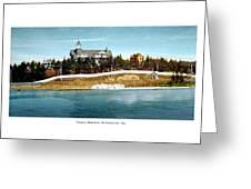 Providence Rhode Island - The Pomham Club - 1906 Greeting Card