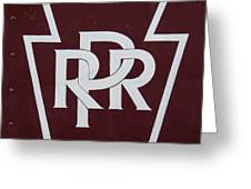 PRR Greeting Card