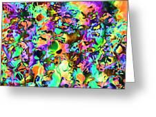 Psychadelic Dreams Greeting Card
